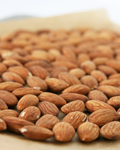 Almonds, Natural - Raw