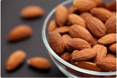 Almonds, Natural Whole