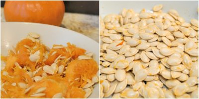Pumpkin Seeds Roasted With Sea Salt