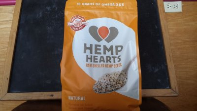Raw Shelled Hemp Seeds
