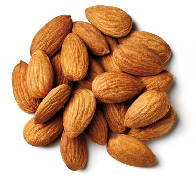 Walnuts and Almonds, Natural