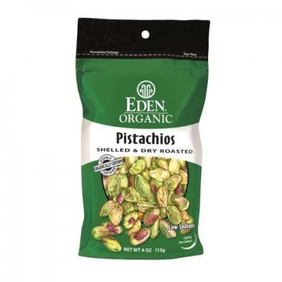 California Pistachios Roasted with Sea Salt