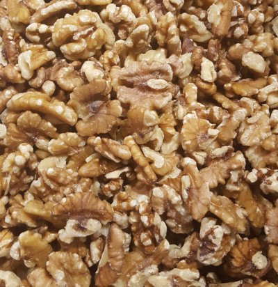 Raw Halves & Pieces Walnuts