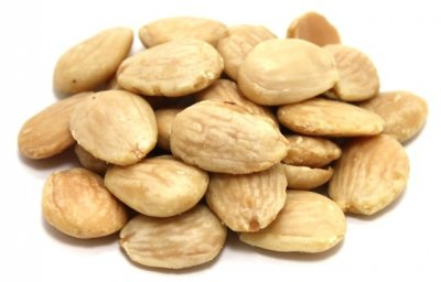 Roasted Almonds, Sea Salt