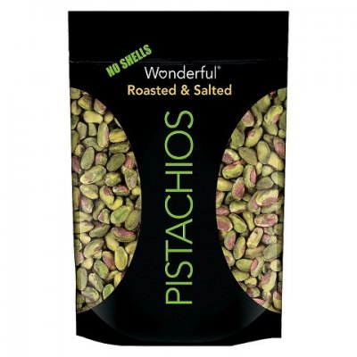 Roasted & Salted, Pistachios