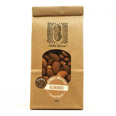 Smoked Almonds Naturally Flavored