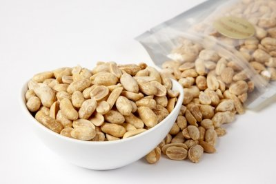 Unsalted Dry Roated Peanuts