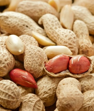 Peanuts, Roasted In-Shell
