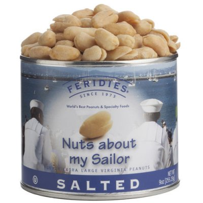 Salted & Roasted Extra Large & Crunchy Peanuts