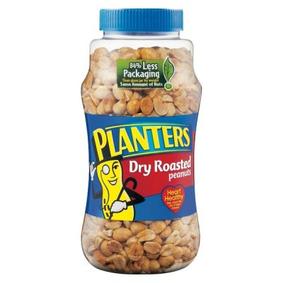 Salted & Roasted Jumbo Peanuts