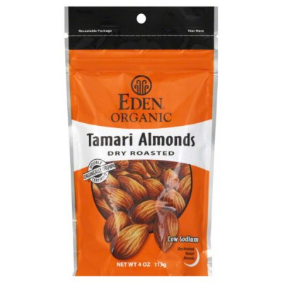 Spicy Pumpkin Seeds, Dry Roasted with Tamari, Organic