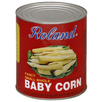 Baby Corn, Fancy Small Whole