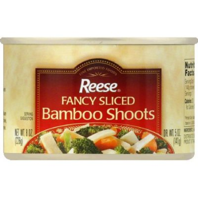 Bamboo Shoots, Fancy Sliced