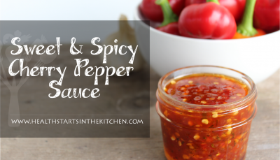 Hot & Sweet Cherry Peppers