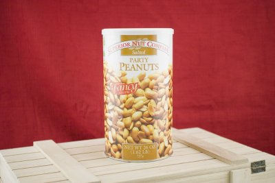 Party Peanuts Lightly Salted