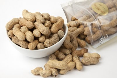 Peanuts,Salted In Shell Dry Roasted Peanuts