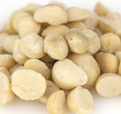 Macadamia Nuts, Dry Roasted