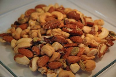 No Peanuts Deluxe Mixed Nuts