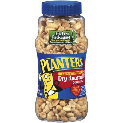Peanuts, Dry Roasted Lightly Salted