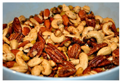 Roasted Jumbo Cashews