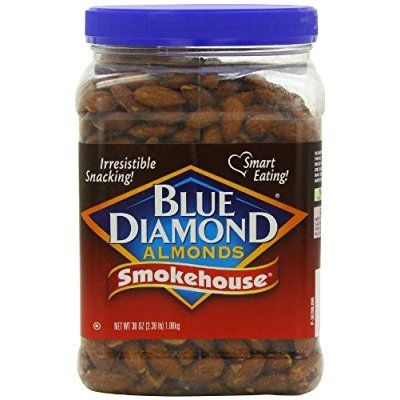 Almonds - Smokehouse