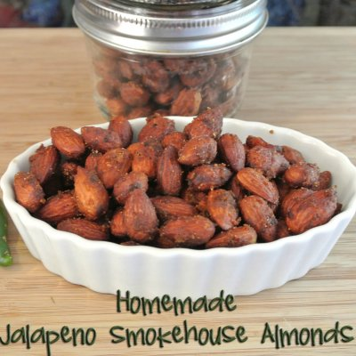 Almonds, Jalapeno Smokehouse