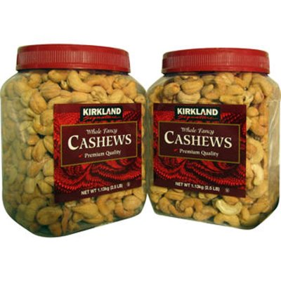 Fancy Whole Cashews