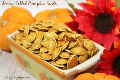 Lightly Salted Pumpkin Seeds, Homestyle Roast