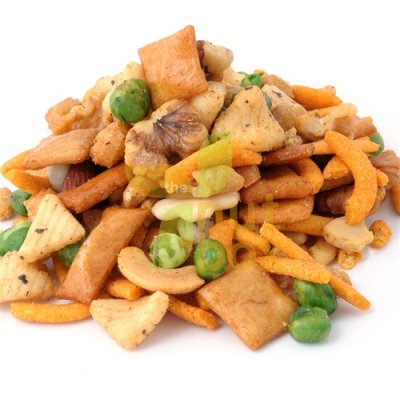 Cajun Mix, Blend of Cajun Corn Sticks Sesame Sticks & Peanuts