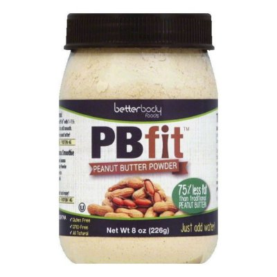 Better Body Foods, Peanut Butter Powder