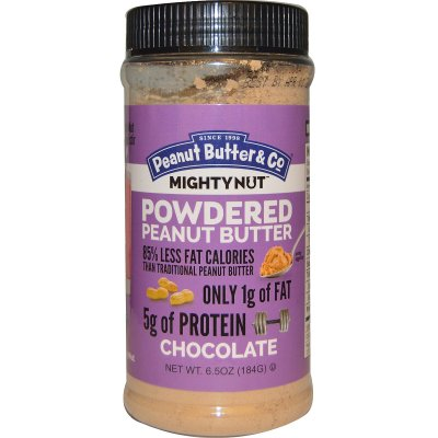 Mighty Nut, Powdered Peanut Butter, Flax And Chia