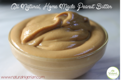 Peanut Butter, Natural, Smooth & Creamy