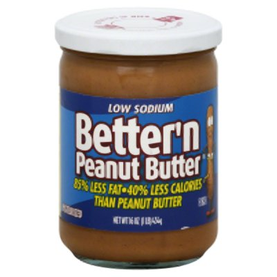 Better'n Peanut Butter, Original