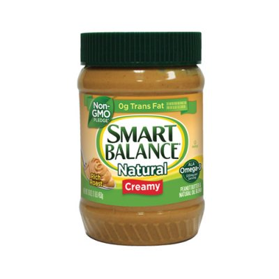Natural Peanut Butter, Chunky