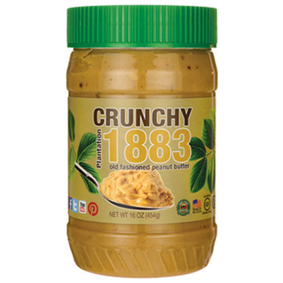 Organic Old Fashioned Crunchy Peanut Butter