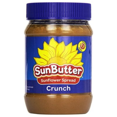 Sunflower Seed Spread, Natural Crunch