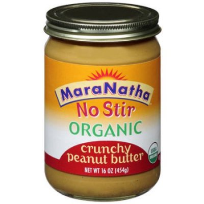 No Stir Crunchy Peanut Butter