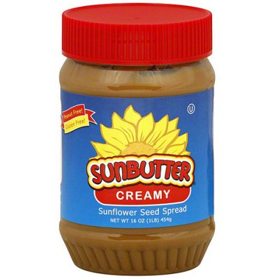 Sunflower Seed Spread, Creamy