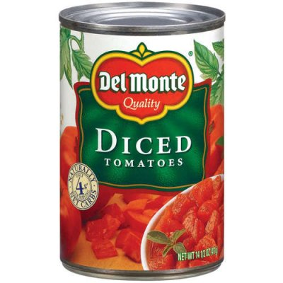 Tomatoes, Diced, Canned