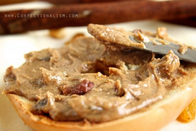 Cinnamon Raisin Peanut Spread
