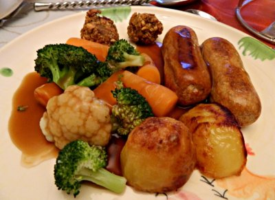 Turk'y Roast, Meatless and Soy-Free