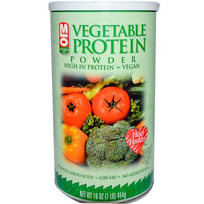 Veggie Protein Links