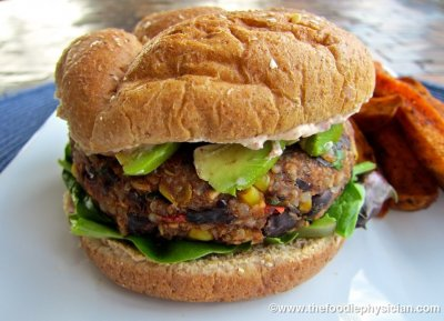 Veggie Breakfast Patties