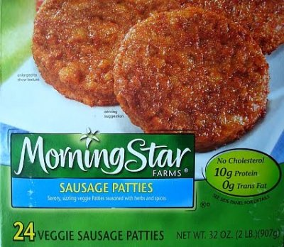 Veggie Sausage Patties
