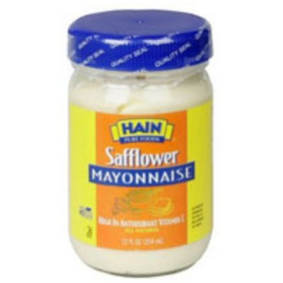 Pure Foods, Mayonnaise, Lite Safflower
