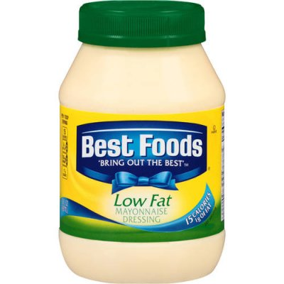 Reduced Fat Mayonnaise