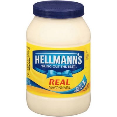 Mayonnaise, Real Mayo, with Omega-3 ALA