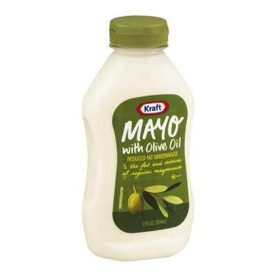 Mayonnaise, Reduced Fat, with Olive Oil