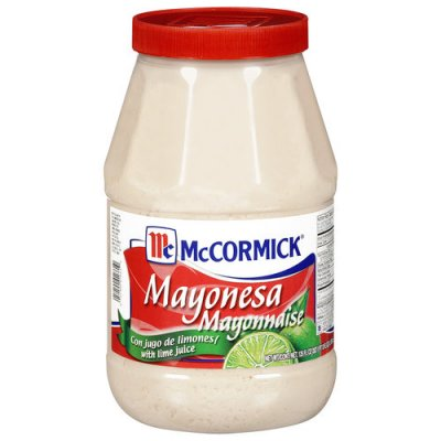 Mayonnaise with Lime Juice