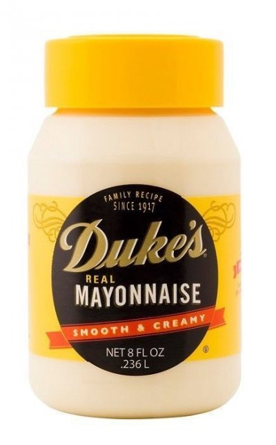 Real Mayonnaise, Smooth & Creamy